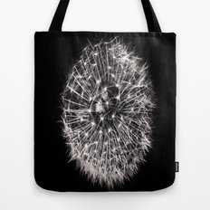 Black and White Dreams Tote Bag
