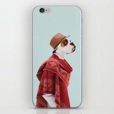 Polaroid N°6 iPhone & iPod Skin