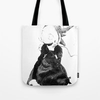 Death in Paris Tote Bag