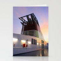 Sitting Starboard Stationery Cards