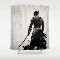 Ronin Shower Curtain