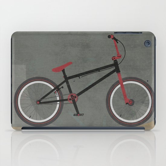 BMX Bike iPad Case