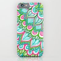 iPhone & iPod Case featuring Sharpie Doodle 8 by Kayla Gordon