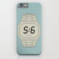 iPhone & iPod Case featuring S6 Tee time by radiozimbra