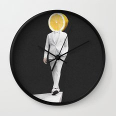 Fall For Me Wall Clock