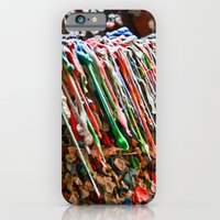 iPhone & iPod Case featuring Gum Alley by Tosha Lobsinger is my Photographer