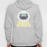 Pug in Space Hoody