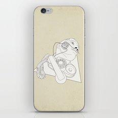 Dependence iPhone & iPod Skin