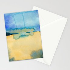 Color Field No. 2 Stationery Cards