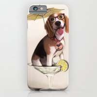 Tessi the party Beagle iPhone 6 Slim Case