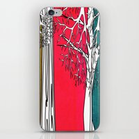 Color Forest iPhone & iPod Skin