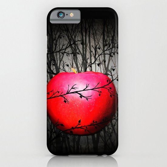 A Darker Time iPhone & iPod Case