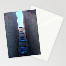 Coming Home Through the Back Door Stationery Cards