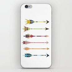 Arrow Collage iPhone & iPod Skin