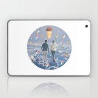 Bill & Nick's Ice Cream … Laptop & iPad Skin