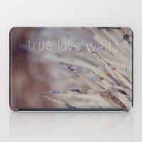 True Love iPad Case