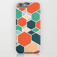iPhone & iPod Case featuring Hex P by Leandro Pita