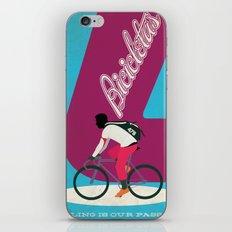 Cycling iPhone & iPod Skin