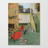 (Acting Like) Some Kind … Canvas Print