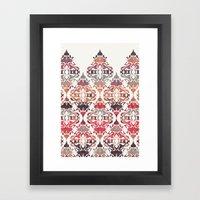 Tried Angles Framed Art Print
