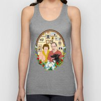 For Mr. And Mrs Schmitt Unisex Tank Top