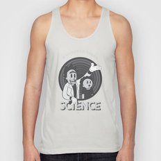 A HUNDRED YEARS SCIENCE Unisex Tank Top