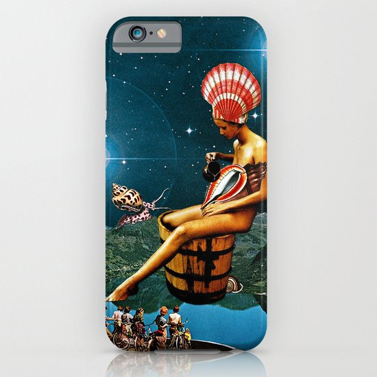 Amphitrite iPhone & iPod Case