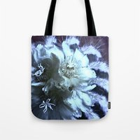 Blue Mood Tote Bag