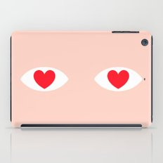 EYES 4 U ONLY iPad Case