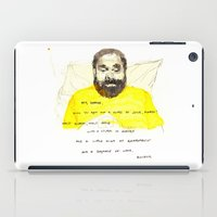 Quickly - Bored To Death iPad Case