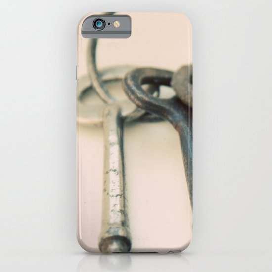 Skeleton Keys iPhone & iPod Case