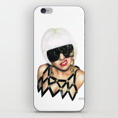 Always a Monster iPhone & iPod Skin