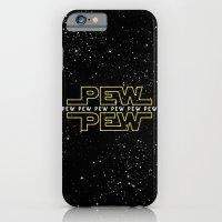 Pew Pew v2 iPhone 6 Slim Case