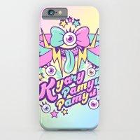 iPhone & iPod Case featuring Kyary Pamyu Pamyu Print B by Kami