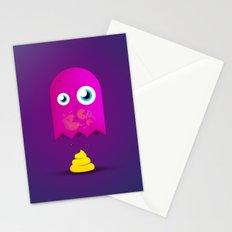 Game Over Pac. Stationery Cards
