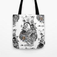 Organism Tote Bag