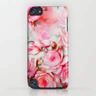 Shabby Chic Pink iPod touch Slim Case