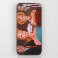 Stepping Out iPhone & iPod Skin