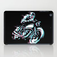 HIPSTER HOT RIDE iPad Case