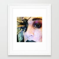 Gender Framed Art Print