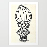 Internet Troll Art Print