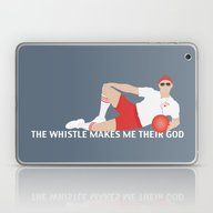 Gym Teacher Dean Laptop & iPad Skin