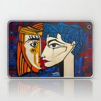 Jacqueline Laptop & iPad Skin