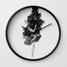 The Born Of The Universe Wall Clock