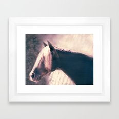 Lightness of Being Framed Art Print