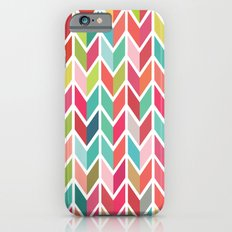Aztec Arrows Chevron Slim Case iPhone 6s