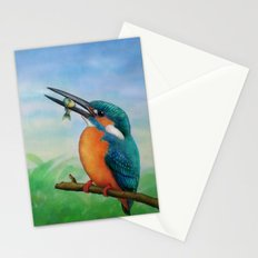 Common Kingfisher Stationery Cards