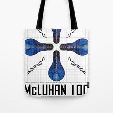 McLuhan 100  Tote Bag