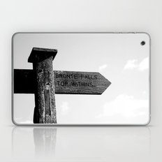 The Quiet Earth - Original Photographic Art Laptop & iPad Skin