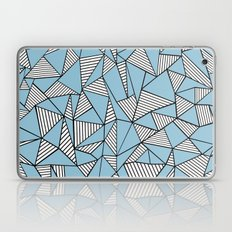 Ab Blocks Blue #2 Laptop & iPad Skin